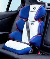 BMW Sauber car seat