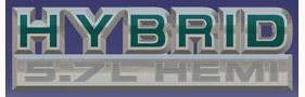 Chrysler hybrid logo