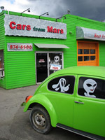 Cars From Mars car dealership
