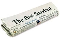 An issue of the Post Standard