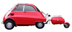 Microcar from the 60's